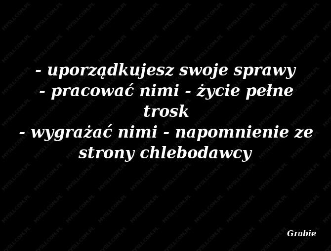 Znaczenie Grabie Sennik Myslicompl