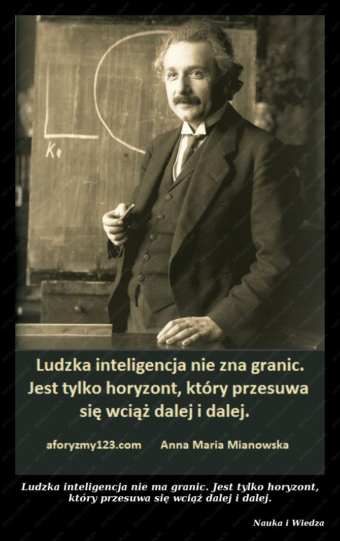 Nauka I Wiedza Cytaty Słowa Myslicompl