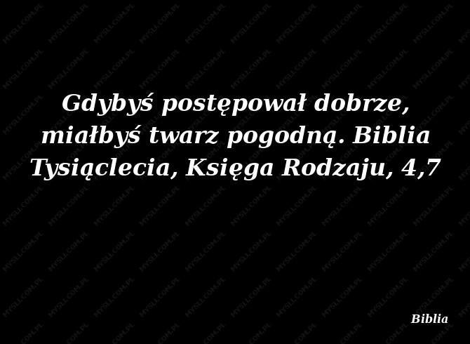 Biblia Cytaty Sławnych Ludzi Myslicompl