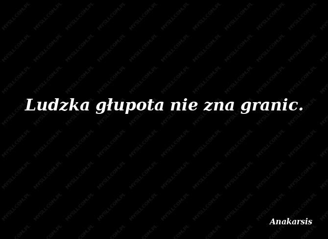 Anakarsis Cytaty Sławnych Ludzi Myslicompl