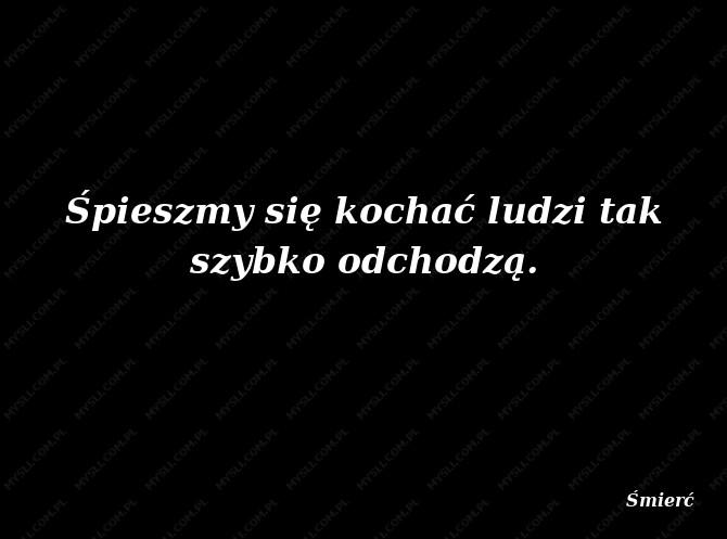 Jan Twardowski Cytaty Sławnych Ludzi Myslicompl